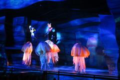 Disney World: Animal Kingdom - Finding Nemo - The Musical (wallyg) Tags: amusementpark animalkingdom baylake dinolandusa disneyworld dory findingnemo findingnemothemusical florida jellyfish justkeepswimming marlin musical orangecounty orlando theaterinthewild themepark waltdisneyworldresort