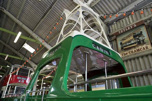 Blackpool tram | Crich Tramway Village-49
