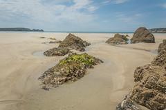 Pointe de Dunant-83-1 (stevefge) Tags: bretagne brittany france pointededunant coast beach rocks sky landscape reflectyourworld