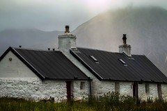 Blackrock Cottage (Dom Haughton) Tags: blackrock cottage westhighlandway scotland glencoe highland rannochmoor rannoch outdoor caledonia scenery