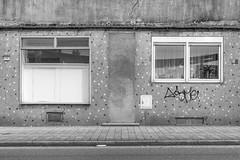 Die Stadt 93 (sw188) Tags: nrw dortmund eving sw stadtlandschaft street bw blackandwhite ruhrgebiet