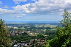 San Marino 2017 – View (Michiel2005) Tags: view uitzicht sanmarino rsm repubblicadisanmarino republicofsanmarino republieksanmarino