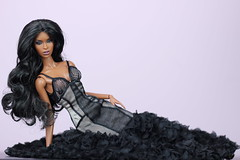 Fashion Royalty Adele Glamazon 2016 Supermodel Integrity toys convention (Regina&Galiana) Tags: fashionroyalty integritytoys supermodel convention doll adele glamazon