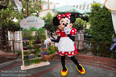 Minnie and Friends Breakfast in the Park