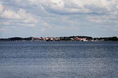 DSC_0061_DxO (kozanow) Tags: miedzywodzie polska poland baltic wolin sea lake nature sunset sky water summer day evening kamien pomorski panorama clouds beach forest
