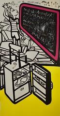 Universe within (MATLAKAS) Tags: painting art painterstoday painter contemporaryart armenia yerevan backandwhite matlakas artist srtists ny style systyle discoverart newidentity fridge shicken slide painting2017 2017 2020 2030 artoffuture riccardo attanasio new instart saatchi gagosian ecco