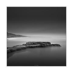 Balance rock (YFphoto168) Tags: sandiego blackbeach nd filter long exposure smooth