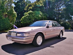'CR1' Ford LTD (CR1 Ford LTD) Tags: official limosine limo nz government ministerial car ford dc ltd aussie v8 windsor