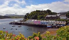 Portree, Isle of Skye (Atilla2008) Tags: scotland scot portree isleofskye uk d90 nikon village fishing quaint coastal