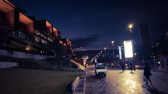 Darling Harbour Walk (Corey Hamilton) Tags: night nikond810 streetphotography sydney newsouthwales australia au