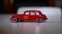 Red Toy (YᗩSᗰIᘉᗴ HᗴᘉS +8 000 000 thx❀) Tags: toy red car voiture jouet macro hensyasmine nikon