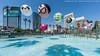 Cartoon Network Balloons (20170723-DSC07497) (Michael.Lee.Pics.NYC) Tags: sandiego comiccon cartoonnewtwork ballons harbordrive marriottmarquis manchestergrandhyatt shadows palmtree sony a7rm2 voigtlanderheliar15mmf45