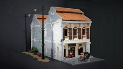 01 (vincentkiew) Tags: legomalaysiaheritage lego modular heritage malaysia