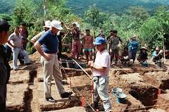 POW/MIA Excavation, Laos, 1992