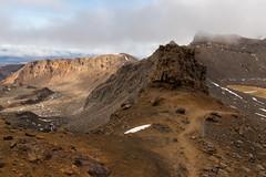 Tongariro Alpine Crossing (ericducourneau) Tags: newzealand travel landscape beach mountain volcano explore birds animals roadtrip adventure hiking trek cave glowworms tongariro