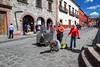 Las Calles de San Miguel de Allende (wegstudio) Tags: mexico city streets architecture buildings sanmigueldeallende vendedor ambulante