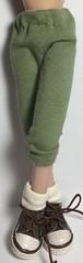 Olive Green Leggings...