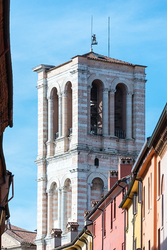 Tower to the Cathedral, Ferrara
