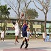 A moment of Inter House Basketball Competition (4)
