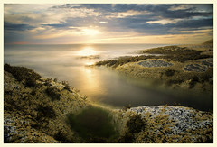 (Frank S. Schwabe) Tags: klubba kristiansund nordmøre norway norge coast clouds cloudy sea summer sunset sunshine shore sun sunlight ocean longexposure ndfilter canon eos ef24mmf28isusm 6d
