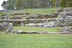 Housesteads Roman Fort, Hadrian's Wall, Northumberland. (greentool2002) Tags: housesteads roman fort hadrians wall northumberland english heritage england britain