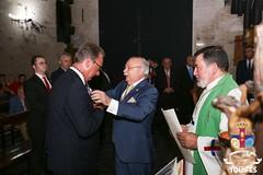 Misa de Hermandad y toma de posesión de la nueva Junta de Oficiales