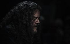 B ü f f e l (Freddersen FF®) Tags: man men people charakter portrait longhair beard dark darkness strong availablelight fredjust freddersenfffotografie oldstyle groitzsch saxony germany backdoor hayden concert nikond4 afsnikkor85mm14g