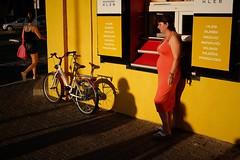 yellow store (Zlatko Vickovic) Tags: street streetphotography color novisad srbija serbia vojvodina zlatko vickovic lightandshadow shadow urban city streetcolor people zlatkovickovicphotography