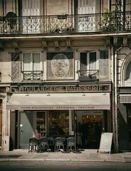 La Boulangerie..... (Collingwood505) Tags: boulangerie paris france shop outdoor old traditional