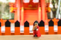 The Joker in Kimono (Ballou34) Tags: 2017 7dmark2 7dmarkii 7d2 7dii afol ballou34 canon canon7dmarkii canon7dii eos eos7dmarkii eos7d2 eos7dii flickr lego legographer legography minifigures photography stuckinplastic toy toyphotography toys stuck plastic japan kimono batman joker gotham fan temple shrine kōbeshi hyōgoken japon jp