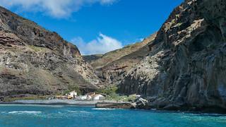 La Gomera - Playa de La Cantera
