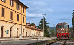 FS D342 4010 (maurizio messa) Tags: photorail charter d342 d3424010 toscana nikond90 mau bahn ferrovia treni trains railway railroad