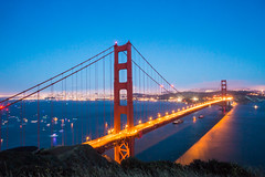 A Bridge and a Birthday Party (Thomas Hawk) Tags: 75thbirthdaygoldengatebridge america batteryspencer california goldengatebridge marin marinheadlands sanfrancisco usa unitedstates unitedstatesofamerica bridge millvalley us fav10 fav25