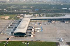 Soekarno–Hatta International Airport (rivarix) Tags: cgk soekarnohattainternationalairport jakartaindonesia airline airways airport airportterminal terminal3 airportbuilding
