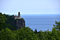 Split Rock Lighthouse (River Wanderer) Tags: splitrocklighthouse splitrock northshore minnesota lighthouse