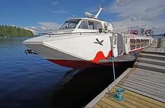 Koli - Finland (Sami Niemeläinen (instagram: santtujns)) Tags: koli suomi finland lieksa luonto nature outdoors landscape maisema metsä forest pohjoiskarjala kansallispuisto national park pielinen vene laiva boat ship
