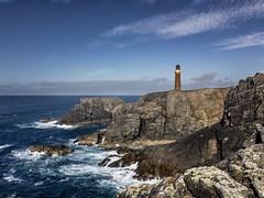 Butt of Lewis. (apcmitch) Tags: sealmorning coast iphonephotos sea sailing