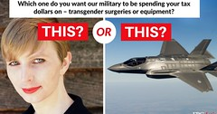 'Family' Group Uses Chelsea Manning's Image In Anti-Trans Military Ad - Let's do something about it /r/WikiLeaks http://ift.tt/2tmcPIi http://ift.tt/2twPx72 (#B4DBUG5) Tags: b4dbug5 shapeshifting 2017says