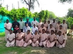 Building Capacities of DMI Project Team on Monitoring Achievement of Effects of Vocational Training Courses at Mahabalipuram