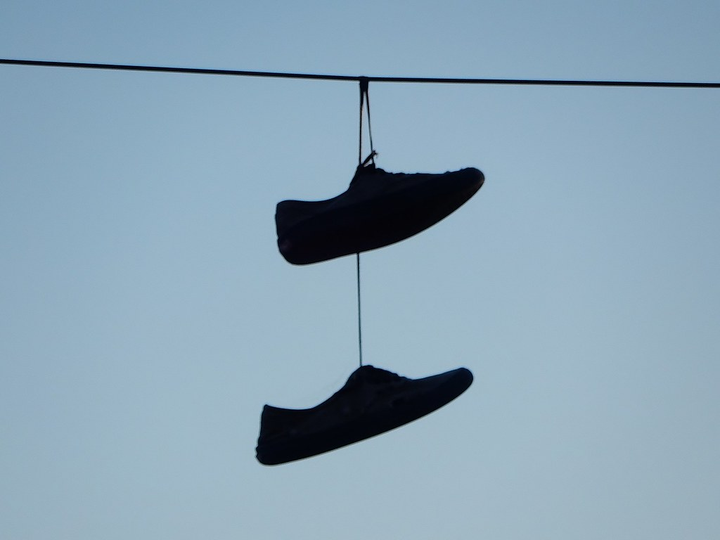 The World\'s Best Photos of laces and wires - Flickr Hive Mind