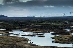 Islande, le cercle d'or, 8 (Patrick.Raymond (5M views)) Tags: islande mer falaise froid gel hiver hdr nikon nikonflickraward expressyourself beautifulphoto