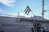 black parade (faneeeeeeeeeeeh) Tags: robertcapa graffitti thestencilnetwork blackflag santurce sanjuan puertorico