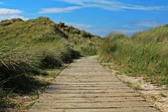 IMG_0688 (jaybluejeans94) Tags: wales beach sun summer landscape amateur sand sea nature uk prestatyn gronant sky
