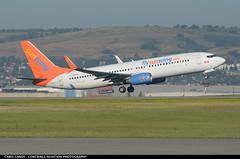 Sunwing B738 CGOFW ($and$man) Tags: takeoff cyyc yyc calgary airplane aircraft airport boeing sunwing 737 cgofw