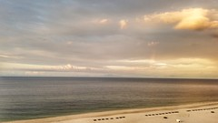 Orange Beach, Alabama (baxwrtr) Tags: orangebeach beach sand gulf gulfofmexico alabama sunrise sunset dock pier