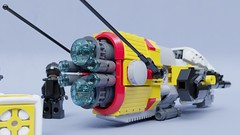 Interceptor (Sunder_59) Tags: lego moc render blender3d mecabricks ldd scifi space spaceship spacecraft vehicle starship starfighter military