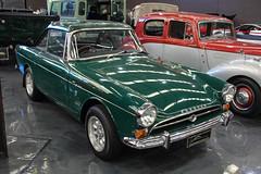 1965 Sunbeam Tiger roadster (sv1ambo) Tags: 1965 sunbeam tiger roadster