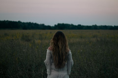 Cold summer (balaganvfx) Tags: people portrait faceless outdoor forest girl summer