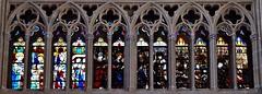 22 - Tours - Cathédrale Saint-Gatien - Vitraux (melina1965) Tags: juillet july 2007 centrevaldeloire indreetloire tours nikon d80 église églises church churches vitrail vitraux stainedglasswindow stainedglasswindows