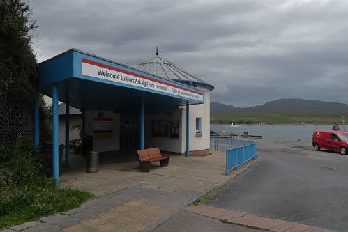 Port Askaig & the Feolin ferry